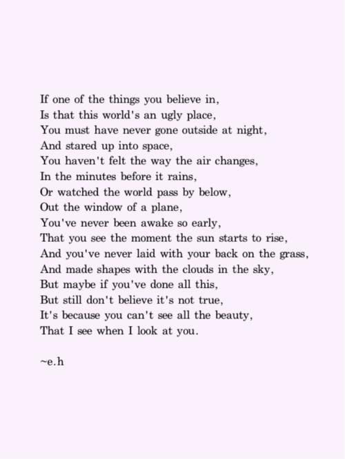 Read this later, I think it holds deep meaning.