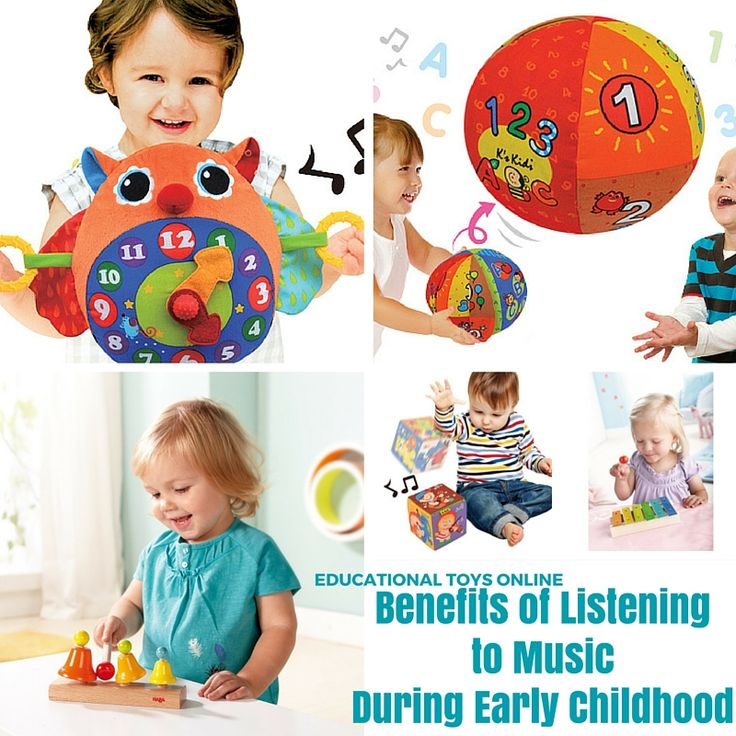8 BENEFITS OF LISTENING TO MUSIC DURING EARLY CHILDHOOD