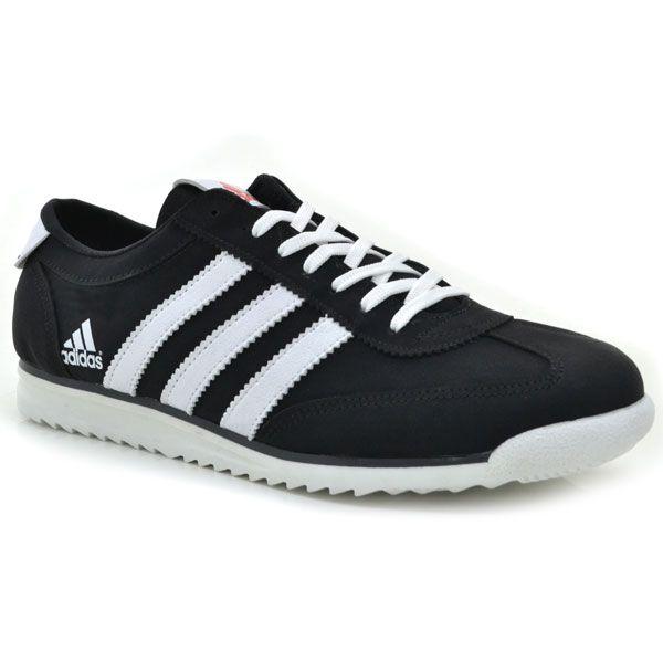 Adidas 975 Napa Siyah-Beyaz