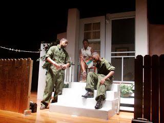 fences play set. uil one act play cast photos jack yates theatre department fences set