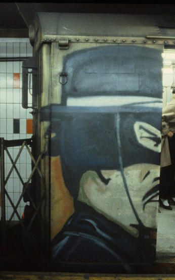 1 | Travel Back To 1981 New York With These Photos Of A Gritty, Graffiti-Covered Subway | Co.Create | creativity + culture + commerce