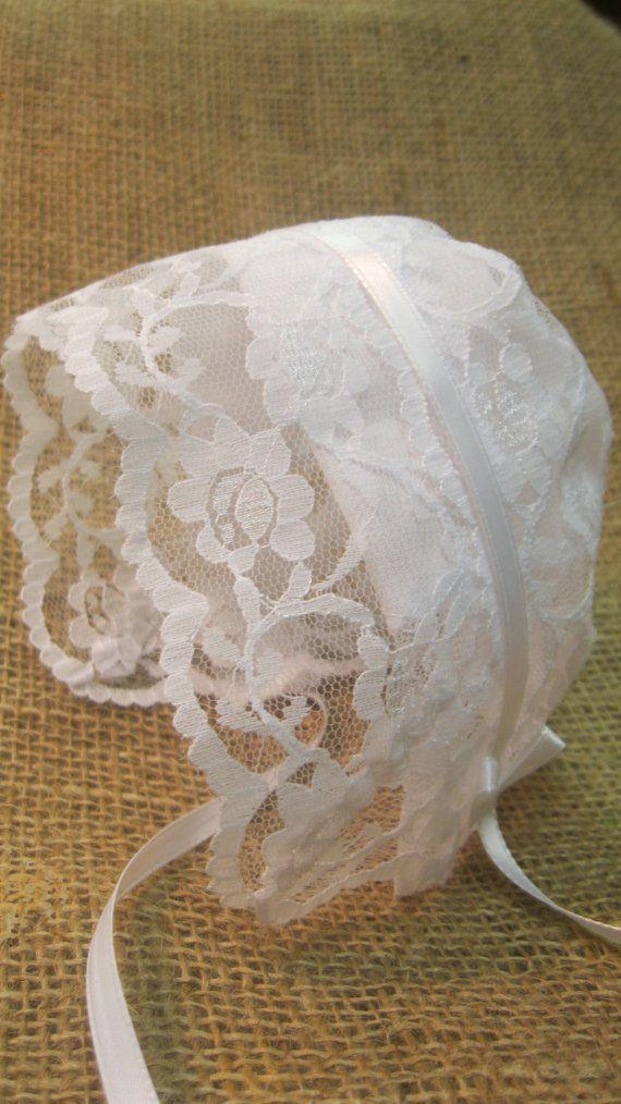 Keepsake Baby Bonnet Gift on Etsy, $17.53 CAD