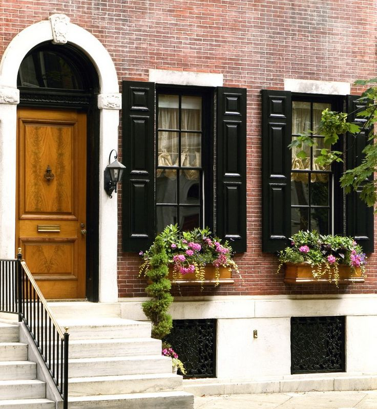 50 Best Exterior Paint Colors For Red Brick Homes Images