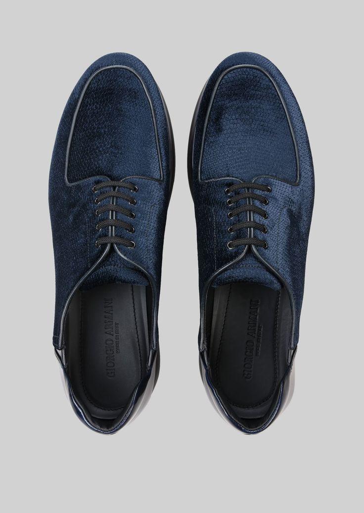 Обувь: Туфли на шнуровке Для Мужчин by Armani - 0