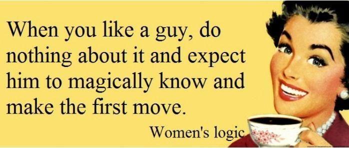 preach it, woman.: Womenlogic, Quotes, Women S Logic, Funny Stuff, So True, Humor, Women Logic