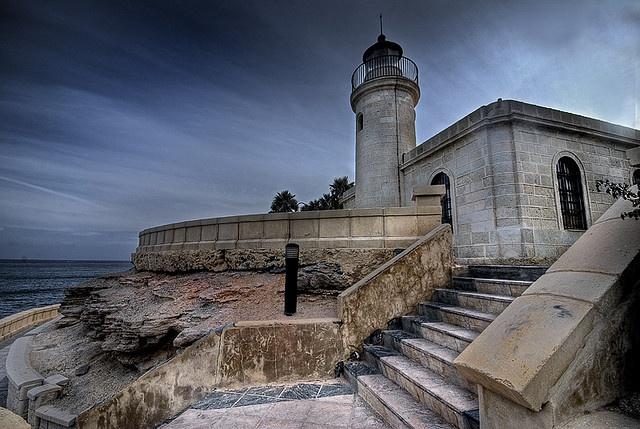 Roquetas de Mar - El Faro