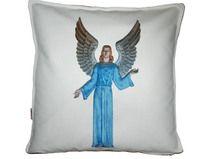 poduszka - Anioł z gryki