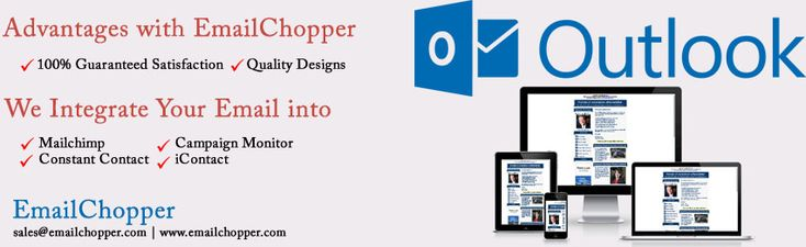 How can Create Responsive Email Templates for Outlook 2007, 2010 and 2013.