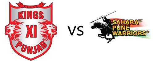 Watch online 29th live match of KXIP vs PWI ipl 6 2013.