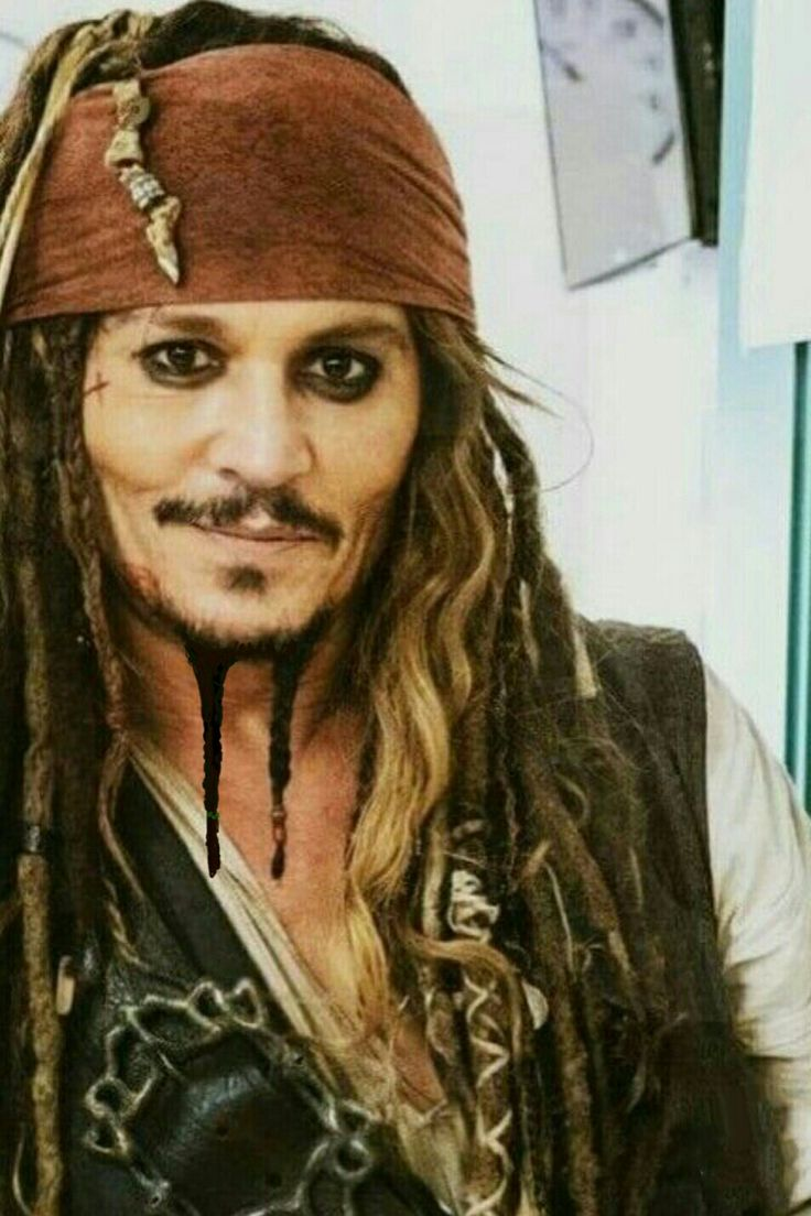 Captain Jack Sparrow Arts And Crafts Step By Step
