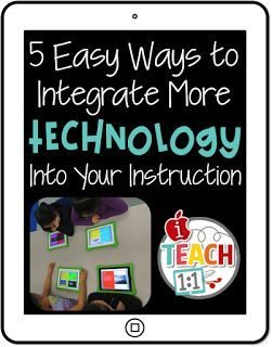 Looking to integrate more technology in the New Year? Here are some EASY ideas.