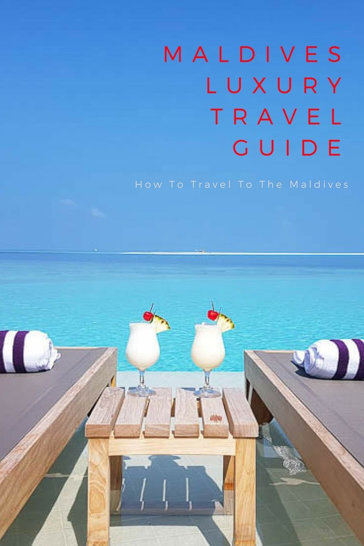 Looking to travel to the Maldives Check