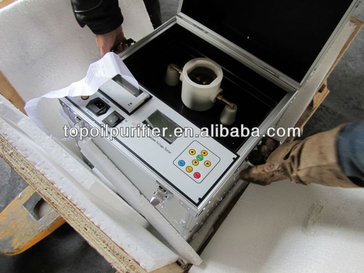 On Site transformer oil tester analysis dielectric strength #Sites, #Analysis