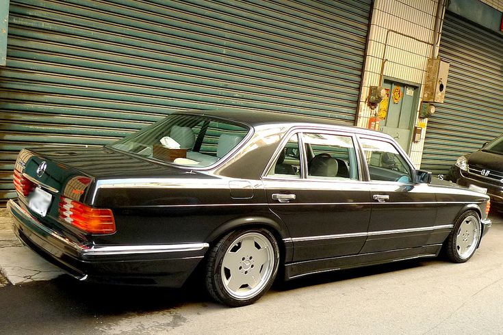 "The W126 SEL ""Longbody"" History & Picture Thread - Page 4 - Mercedes-Benz Forum"
