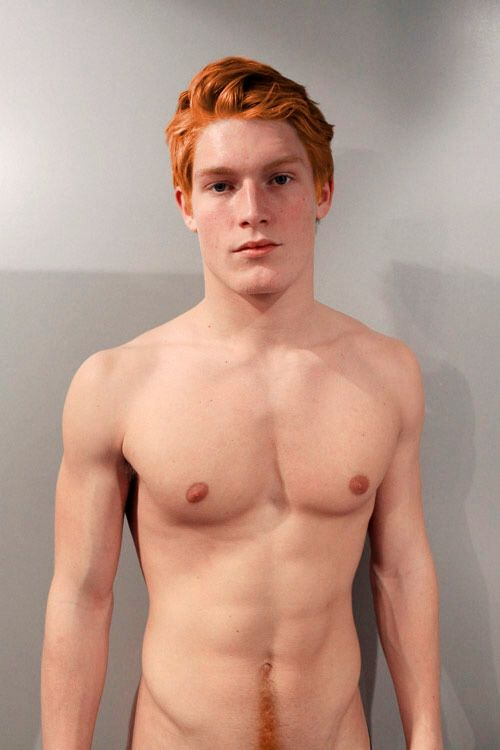 Sexy Ginger Men Wanted For Calendar Celebrating Europe's Hottest Redheads