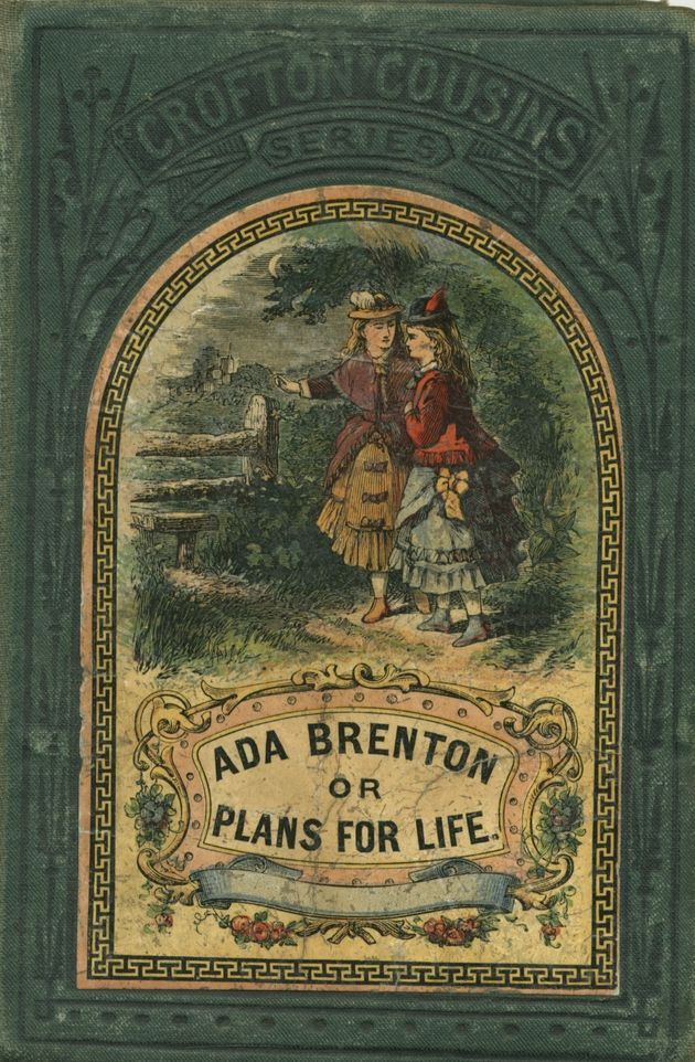 This is sweet. Ada Brenton, or, Plans for life - Cover 1