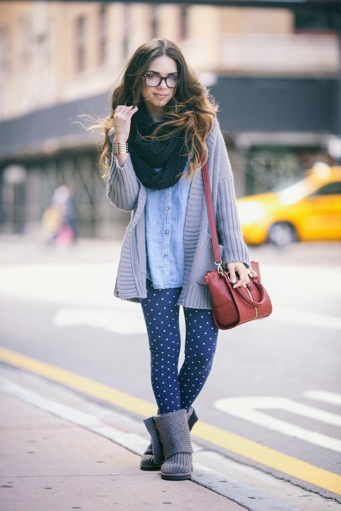 137 Best Outfits W Uggs Images On Pinterest Casual Wear