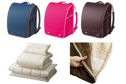 「ホコリが出にくい寝具」シリーズ 従来のコットン素材のふとん用生地