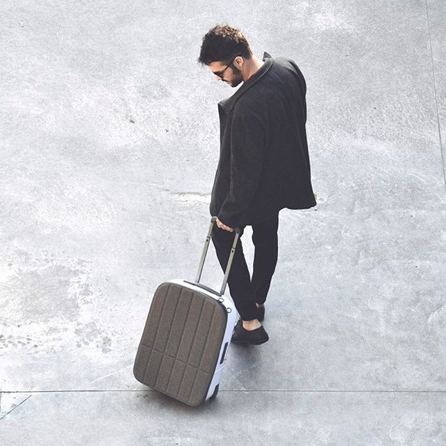 You can only find what you've never seen where you've never been @fpm_milano  #travel #luggage #FPM_Milano #Italy #Milano #Innovationmovesus #travelessentials #travelbusiness