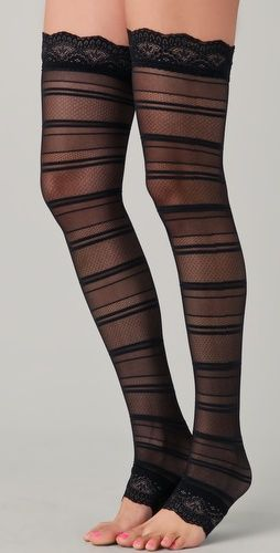 Falke  Delicate Toeless Tights  Style #:FALKE40046  $42.00  -- CUTE!
