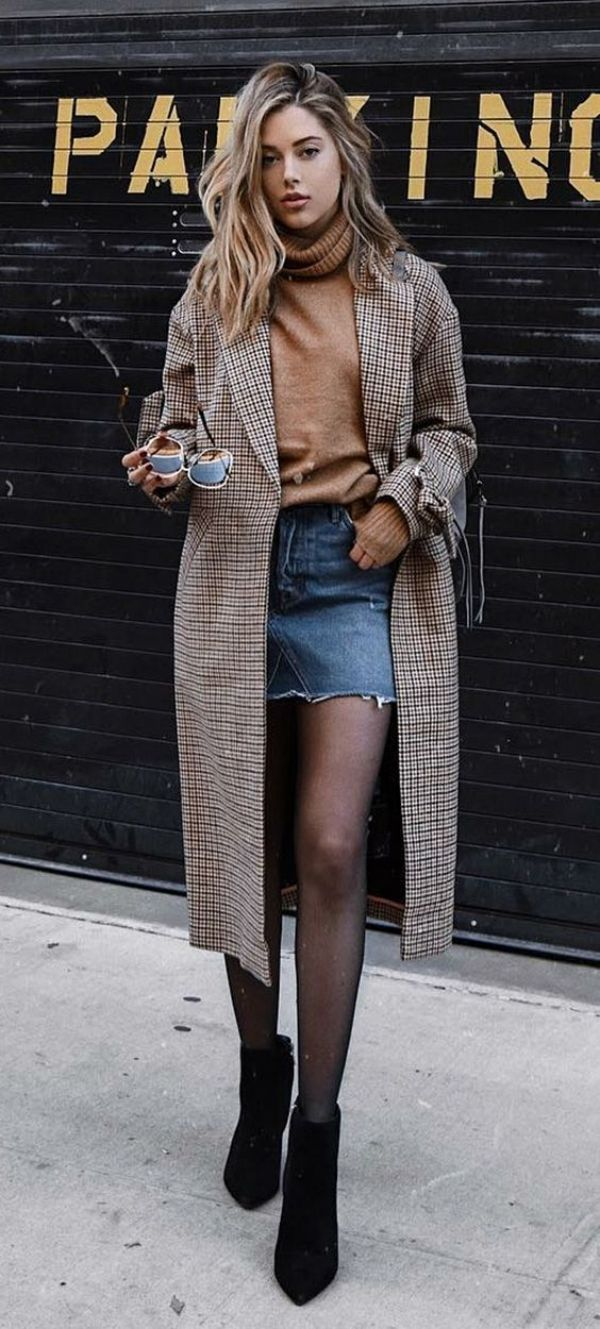 40 Lovely Winter Outfits you must Own 1