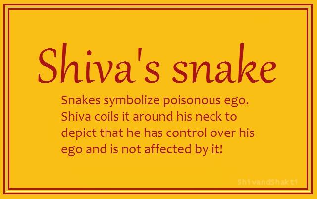 Shiva Symbolism