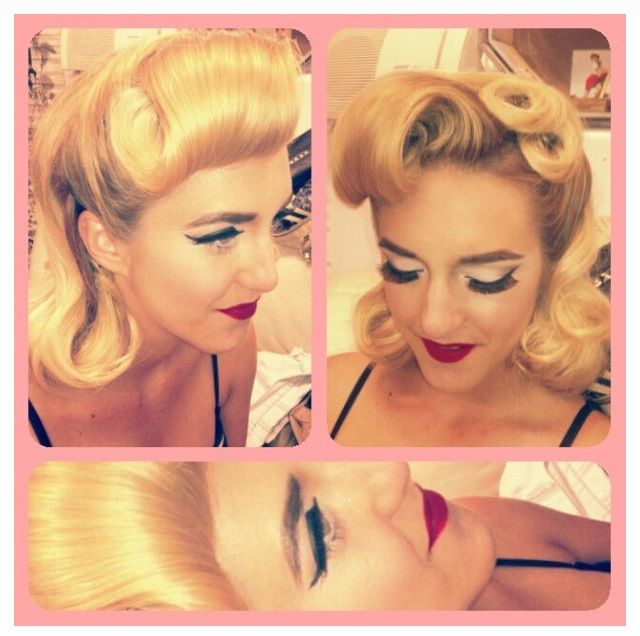 Make up and style ❤