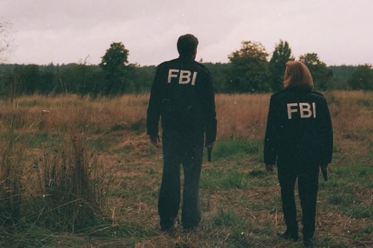 The X-Files. 4×05 The Field Where I Died.