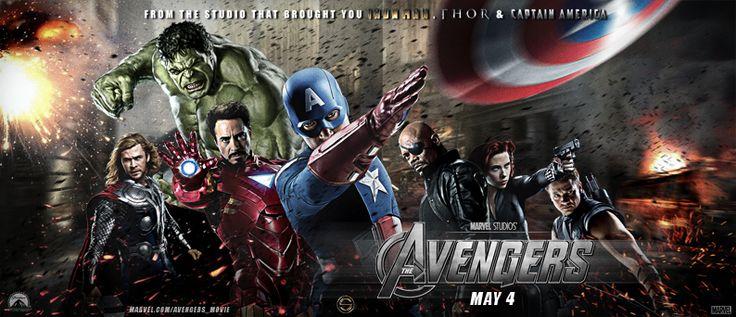 The Avengers Rakes In Over $1 Billion Dollars