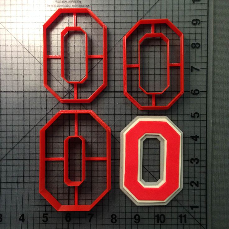 17 images about ohio state diy projects woodworking on for Football cookie cutter template