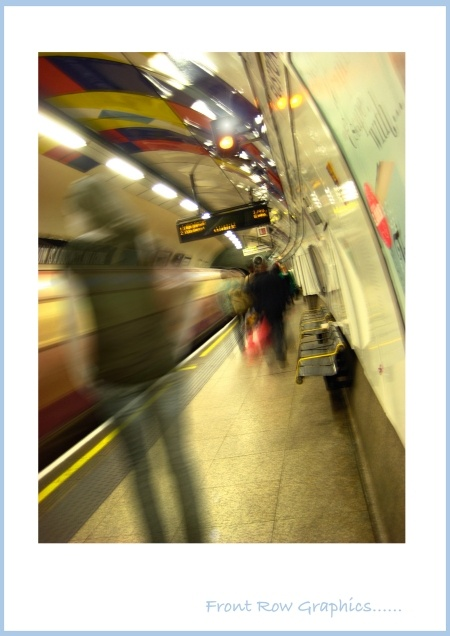 """The Clash...... """"Down in the tube station......"""""""