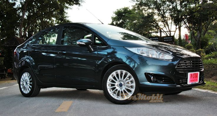 Nih Rasanya New Ford Fiesta Sedan EcoBoost 1.0L #BosMobil
