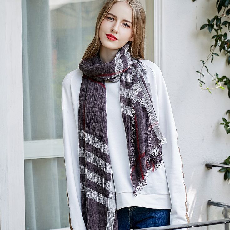 AliExpress.com Product - Tassel Valentine Scarf Loves Oversized Bandana Oversized Winter Warm Wool Female Luxury Scarves Long Size Warm Fashion Shawls