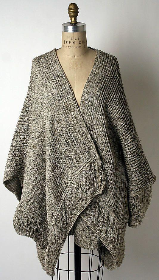 Issey Miyake Design Studio @1984 Met Collection