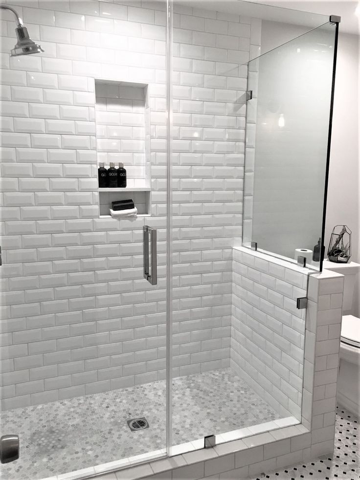 This Is A Shower I Designed In Woodland Hills With Beveled
