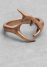 & Other Stories   Horn Ring