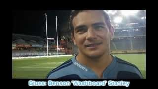 BLUESfaithful - #5, Blues v Hurricanes