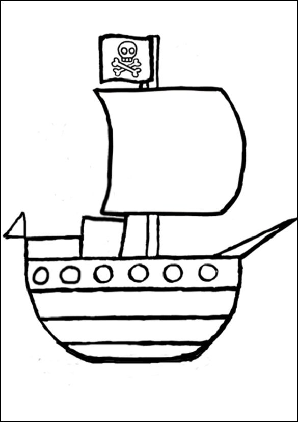 20 Loisirs Dessin Pirate Facile Pics Coloriage Bateau Bateau Pirate Dessin Pirates Dessin