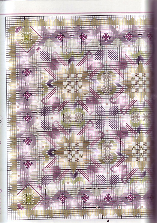 188 Best Hardanger Embroidery Images On Pinterest