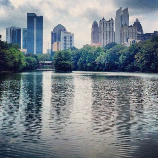 """Piedmont Park, also known as """"Atlanta's Common Ground"""" since 1904, is a wonderful place to relax and enjoy the park's events and activities."""