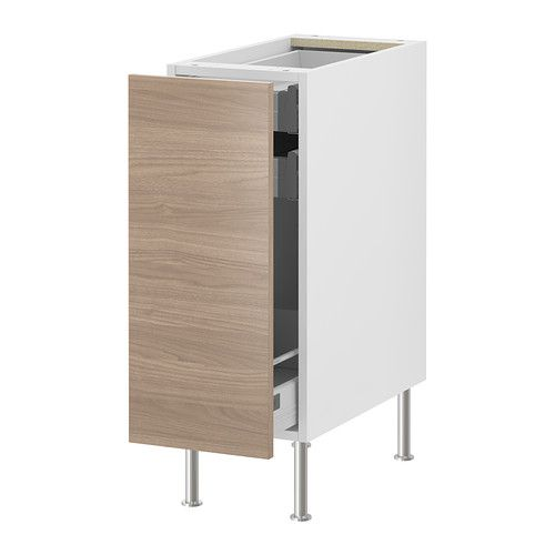 AKURUM Base Cabinet With Pull Out Storage $200 12Wx24Dx34 5/8
