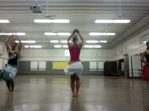 "Tahitian Basic Warm up: ""Polynesian Dreams"" - YouTube 6 min-kicked my butt, well my thighs actually  A LOT of repetition"