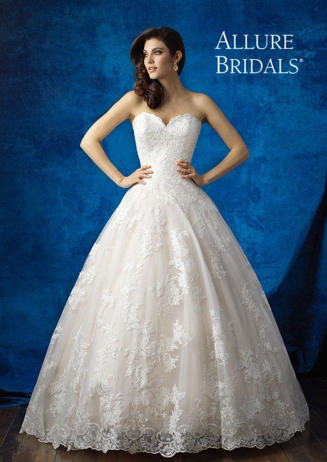 Allure Bridals 01 - Momenti   Alta Moda Sposa