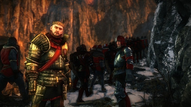 Screenshot from The Witcher 2: Assassins of Kings Enhanced Edition