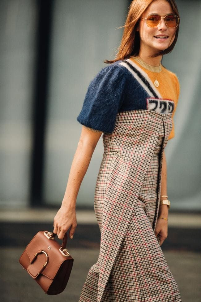 The Best Street Style From Milan Fashion Week Spring Summer 2019