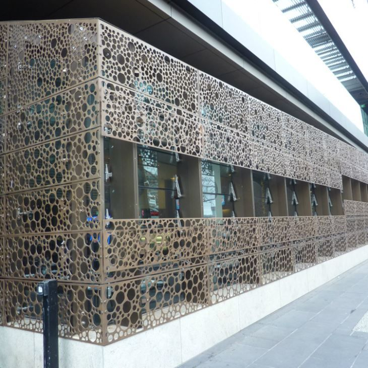 Pin By Karolin Halter On Widmers Exterior Wall Cladding Wall Cladding Panels Wall Cladding