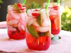very cherry shirley temple with lime                                                                                                                                                                                 More