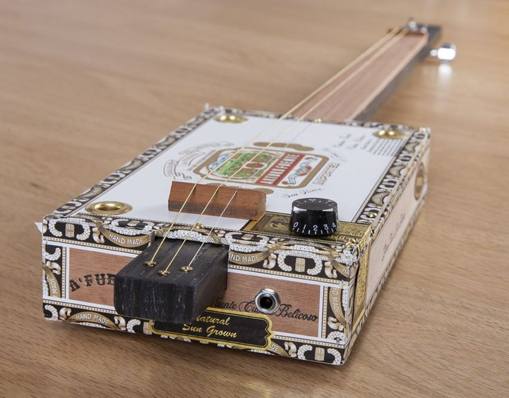 Unique Cigar Box Guitar ! Incredible gift for christmas - £99 Delivered overnight! >> http://www.madecloser.co.uk/musical-instruments/cigar-box-guitar  #britishmade #ukmade #gifts