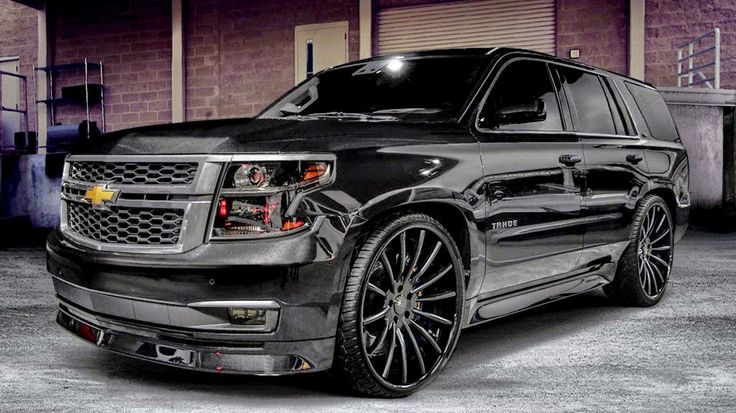 Mean or clean?  #chevrolet   #chevy   #chevrolettahoe   - CARiD - Google+