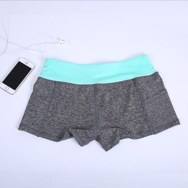 Summer 11 Colors Women Workout Shorts